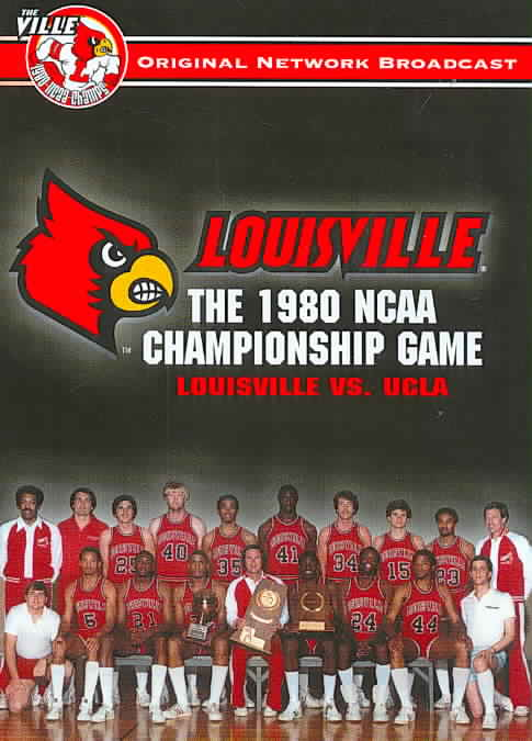 1980 NCAA NATIONAL CHAMPIONSHIP GAME (DVD)